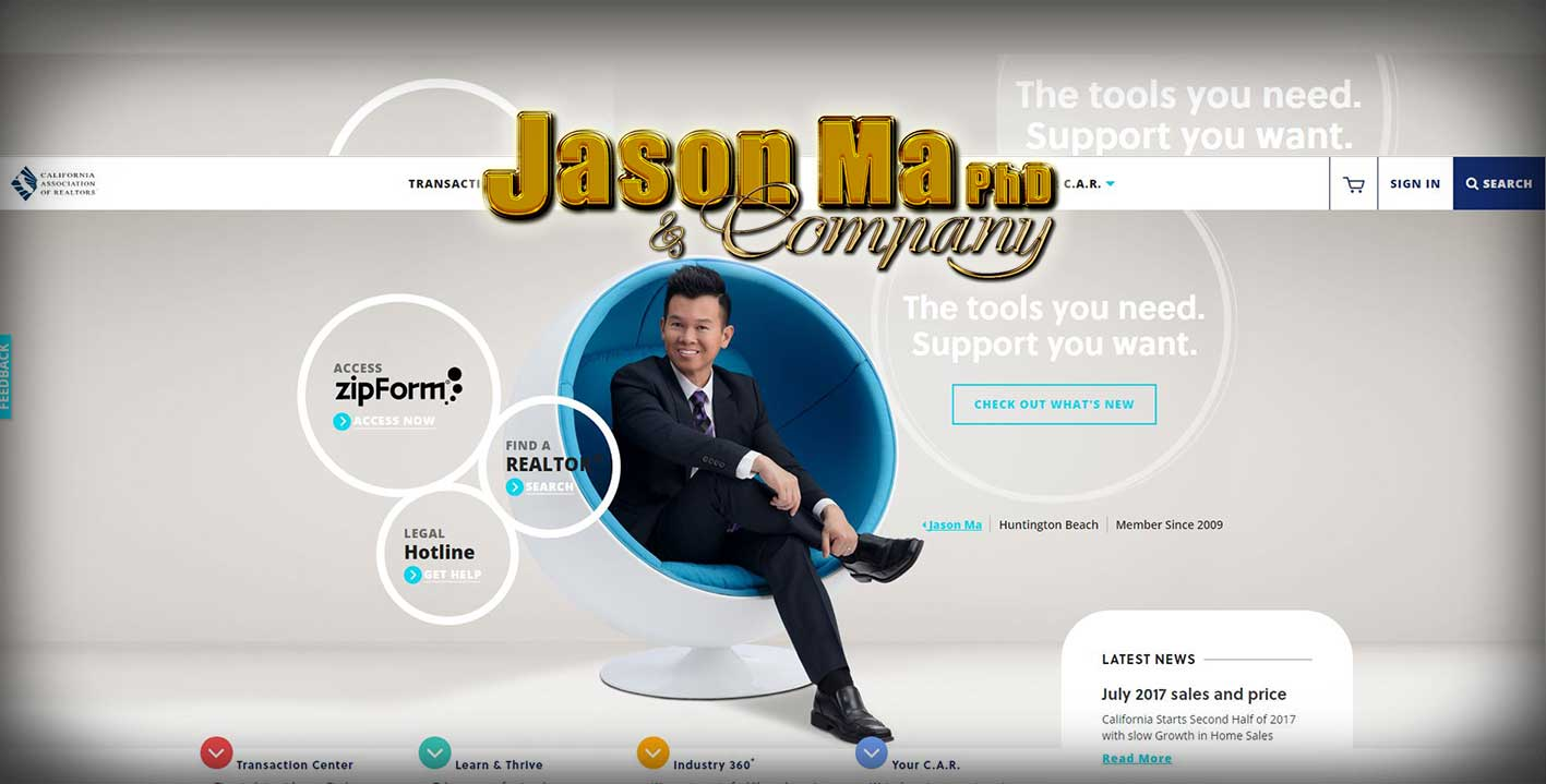 JasonMa phD & Company
